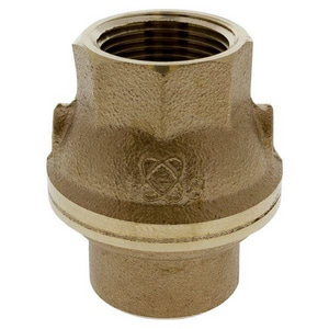 Nibco 250# Bronze Threaded Vertical PTFE Check Valve NT480YLF