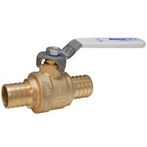 Nibco 1/2 in. Brass PEX Ball Valve NPXCP400LFD