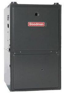 Goodman 96% AFUE 4 Tons 2-Stage Variable Speed Commercial Control Furnace GGMVC954CX