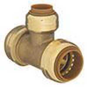 Elkhart Products Corporation Copper Tectite Tee CTTL