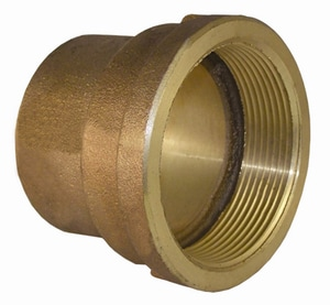 Elkhart Products Corporation Copper x Female Adapter CCFAL