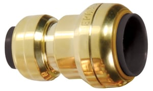 Elkhart Products Corporation Copper x Copper Reducing Tectite Coupling CTRCLF