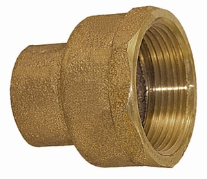 Elkhart Products Corporation Copper x Female Adapter CCFALF