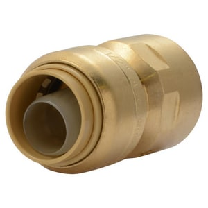 Sharkbite Barbed Brass Adapter SU072LF