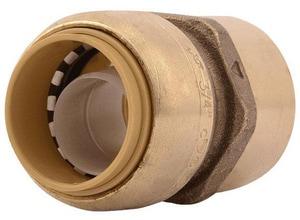 Push Brass Adapter SU088LF
