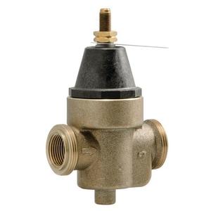 Watts Series LFN45B-M1 75# 400 psi Cast Copper Silicon Alloy FNPT Pressure Reducing Valve WLFN45BM1