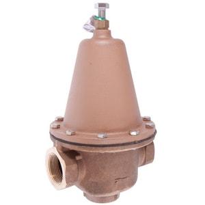 Watts 95 psi Water Pressure Reducing Valve WLF223HP