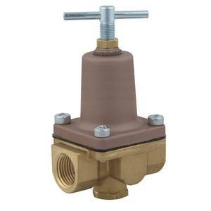 Watts Series LF26A 1/2 in. 300 psi 140# Water Pressure Reducing Valve WLF26A125D