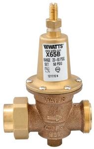 Watts Regulator 400 psi Female Threaded Water Pressure Reducing Valve WLFX65BUD