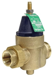 Watts NPT Union x NPT Female Water Pressure Reducing Valve WLFN45BM1U