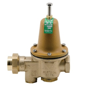 Watts Water Low Pressure Reducing Valve WLFU5BKPZ3