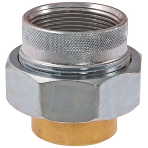 Watts Female Threaded x Solder Joint Dielectric Union WLF30