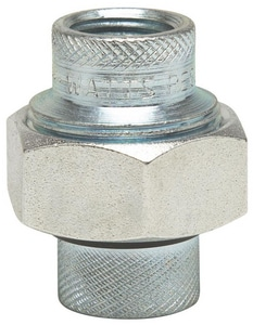 Watts Galvanized Steel Female Threaded x FIP Dielectric Union WLF3004