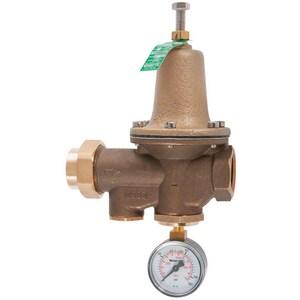 Watts Regulator 300 psi 160# EPDM Female Threaded Water Pressure Reducing Valve WLF25AUBGGZ3