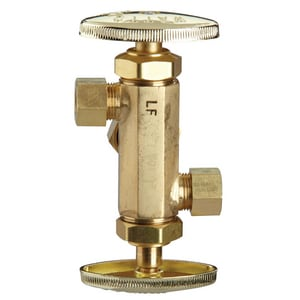 125 psi Angle Supply Stop Valve WLFDV389400