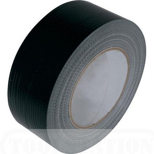 Covalence Specialty Adhesives 2 in. Duct Tape in Black C3579020000