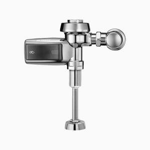 Sloan Valve Optima® Smooth Urinal Flush Valve in Polished Chrome S3912698