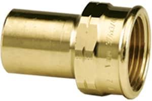 Viega North America ProPress® FTG x FNPT Bronze Adapter V794