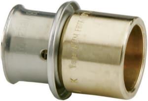 Viega ViegaPEX™ 1 x 1 in. Bronze PEX Pressure Tube Adapter V92060