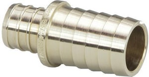 Viega North America Brass PEX Crimp x Plain End Adapter V461