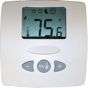 Viega North America Digital Thermostat V18050