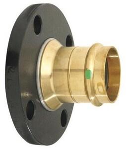 Viega ProPress® FTG x MPT Bronze Adapter V793