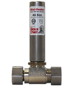 Sioux Chief Mini-Rester™ OD Female Compression Water Hammer Arrestor S660GTR