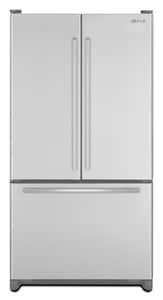 Jennair French Door Bottom Freezer Refrigerator in Stainless Steel JJFC2089WE