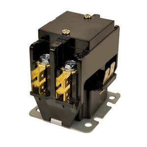 Motors & Armatures Jard® 30 Amp 24 V 2-Phase Contactor with Lugs Jard MAR17325