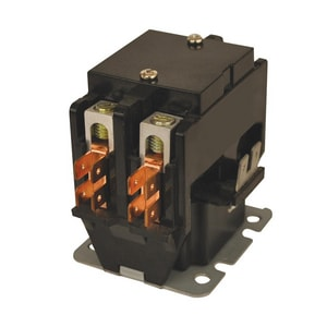 Motors & Armatures Jard® 40A 2-Port Contactor with Lugs MAR1742