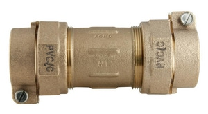 Ford Meter Box Pack Joint Brass  Coupling FC7777NL