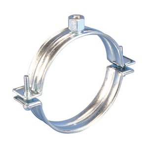 Erico Electrogalvanized Non-Insulated Pipe Clamp E4290EG