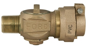 Ford Meter Box MIPT x PVC Pack Joint Brass Corporation Stop FF11024NL