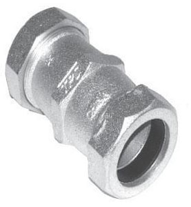 Total Piping Solutions Series 6000 IPS Compression Ductile Iron Coupling T6000