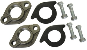 A.Y. McDonald 2 in. Ductile Iron Meter Flanged Kit M609FKITK