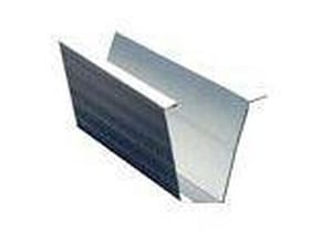 Award Metal 5-1/4 in. x 25 ft. 26 ga Decco Fascia Gutter A2D5BW65