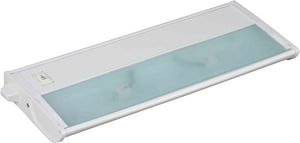 Maxim Lighting International CounterMax® 13 in. 20W 2900K 2-Light Bi-Pin Under-Cabinet Xenon Light M87841