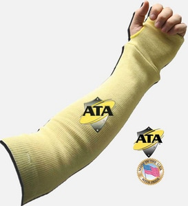 Manzella ATA Sleeve with Thumb Hole 3 Tac & Clip MS2X126H3BTAC