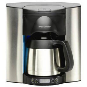 Quality Brewing 10 Cup Built-In Coffee System QBE110BS