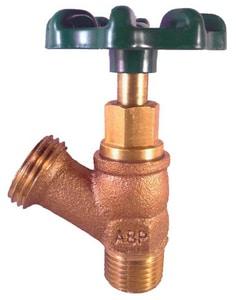 Champion-Arrowhead 3/4 in. MIP x Hose Boiler Drain C225