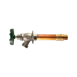 Champion-Arrowhead 466 Series 1/2 in. MIP x Sweat Anti-Siphon Frost Free Hydrant CHA466