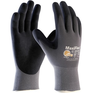 Protective Industrial Products Nitrile and Nylon Coated Gloves P34874