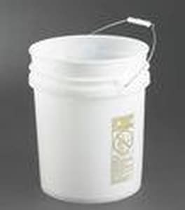 Inmark Plastic Pail with Lid IPP035GUUWLL
