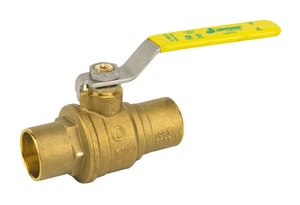 Jomar International 600 WOG Sweat Full Port Ball Valve J1004G