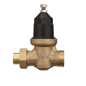 Wilkins Regulator Sweat x FNPT Pressure Reducing Valve WNR3XLC