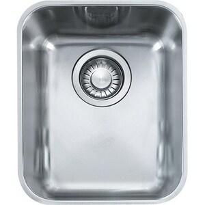 Franke Consumer Products Largo 18 ga 1-Bowl Undercounter Kitchen Sink FLAX11014