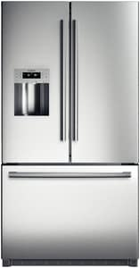 Bosch 36 in. Standard Depth French Door Bottom-Freezer in Stainless Steel BB26FT70SNS