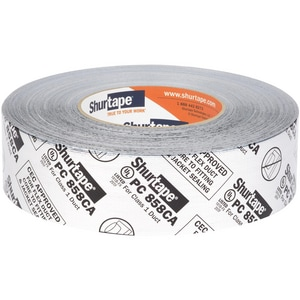 Shurtape PC 858CA 60 yd. x 2 in. Cloth Duct Tape SPC858CAK60SI