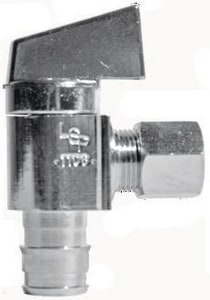 LSP Products Group Aquaflo® Lever Handle Angle Supply Stop Valve LVALL