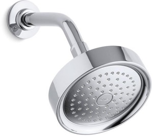 Kohler Purist® 2.5 gpm Showerhead with Air Induction Spray K965-AK